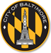 Baltimore City Department of Finance logo
